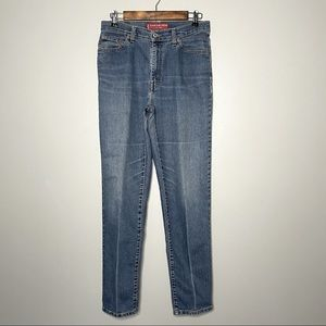 Levi's 512 High Rise Vintage Tapered Leg Mom Jeans